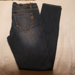Miss Me High Waisted Skinny Denim Jeans HO5201S29